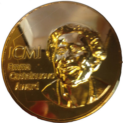 Image of ICMI medal